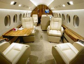 Falcon 2000 Dassault Falcon Jet