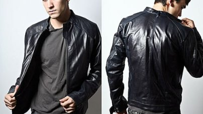 Men's Leather jackets in Trend-An Evergreen Attraction