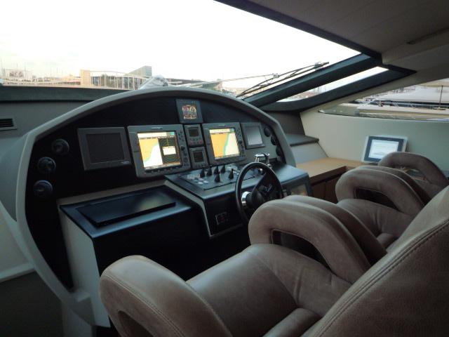 Pershing 90 Luxury Yacht