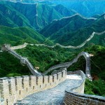 Famous Great Wall of China