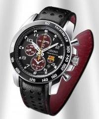 Seiko Watch Corp.'s Sportura FC Barcelona Chronograph