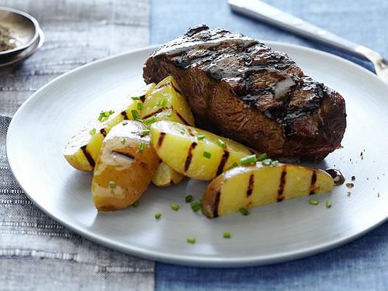 Flat Iron Man Steak Recipe