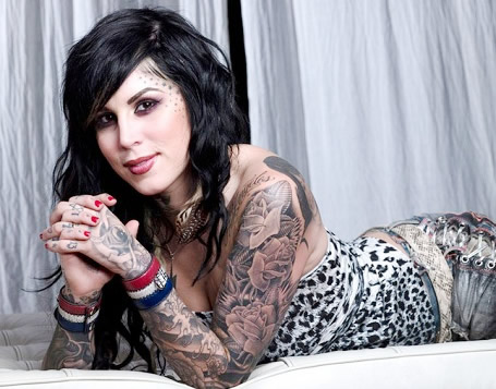 Jesse James cheats Kat Von D