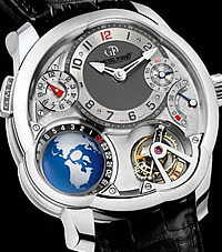 Greubel Forsey's GMT – The World in your Wrist