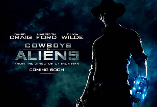 Cowboys and Alien