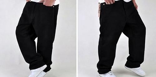 Hip Hop Style Pants