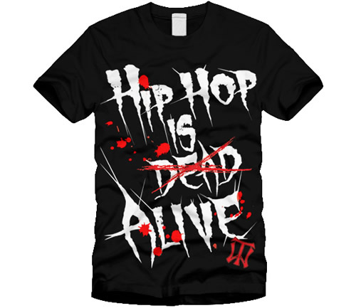 Hip Hop Style Tops