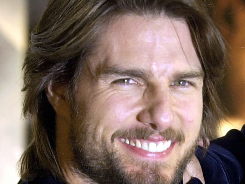 Tom Cruise Famous Actor