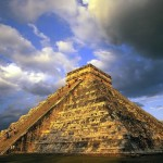Chichen Itza Sunset