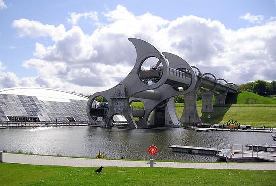 Falkrik Wheel Scotland