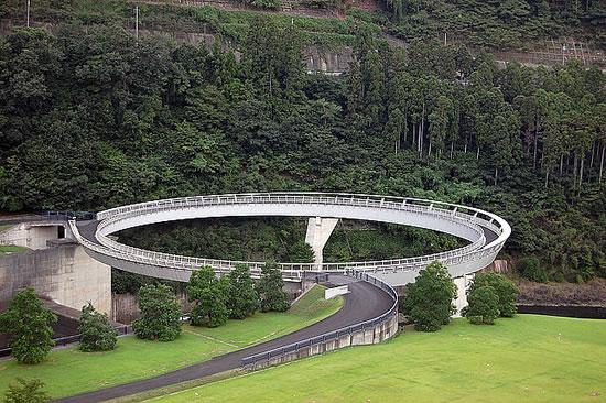 Hureai Bridge Japan