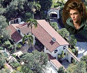 Robert Pattinson Mansion