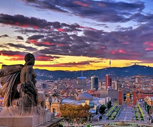 Romantic Experience in Barcelona Spain