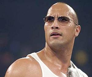 "Dwayne ""The Rock"" Johnson Shares His Hard Time"