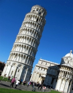 Leaning Tower of Pisa Images