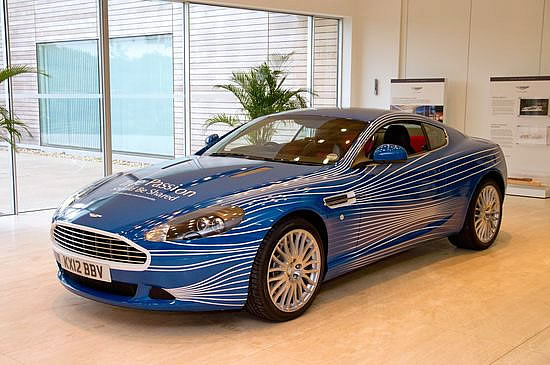 Aston Martin Car Designed by Facebook Fans