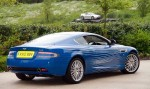 Aston Martin Car for Facebook Fans