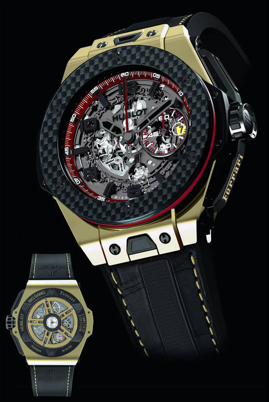 Hublot Ferrari Big Bang Watches