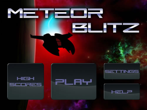 Meteor Blitz Android GAME