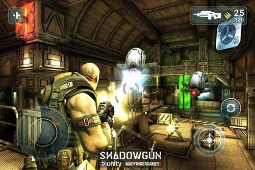 Shadowgun Android Game