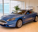 Aston Martin db9 1m is Designed by Facebook Fans
