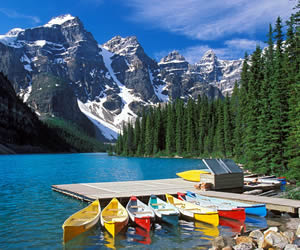 Beauty of Banff Canada