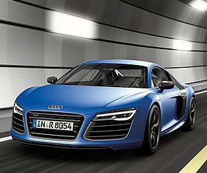 2013 Audi R8 Revealed