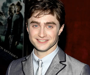 Daniel Radcliffe Celebrates Birthday