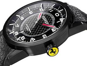 Ferrari Granturismo Automatic Watch black