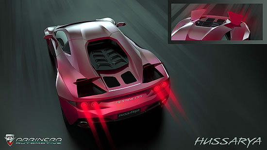 Husserya Supercar Pictures