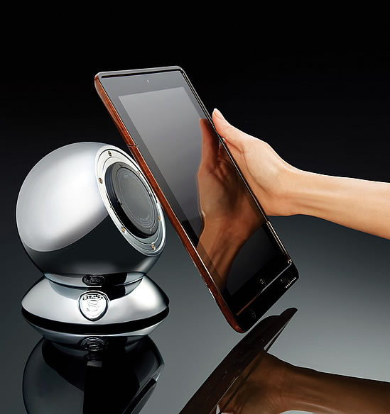 Strut Coolest iPad Dock Pictures