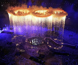 Magic of London Olympics 2012