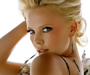 Hot Charlize Theron Celebrates Birthday