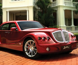 Super-customized Bufori Cars from Malaysia ooze Style
