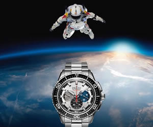 Zenith El Primero Stratos Flyback Striking 10th Chronograph