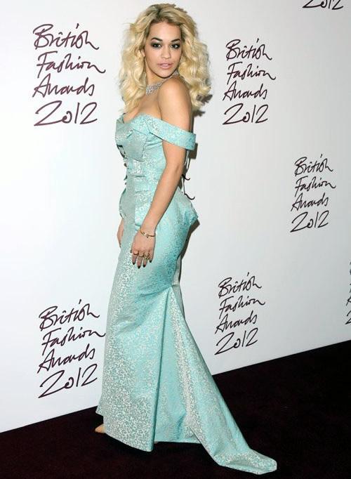 Rita Ora British Fashion
