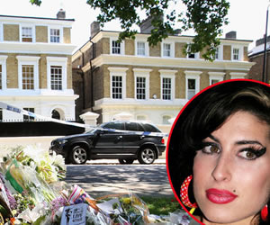 Amy Winehouses Home Sells
