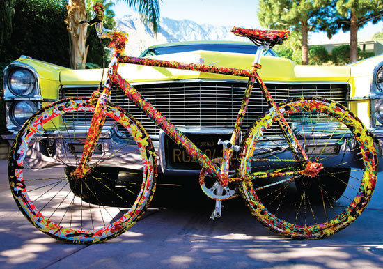Worlds Most Expensive Cosmicstar Cruiser Artbike
