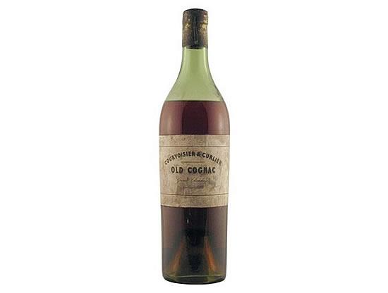 Courvoisier and Curlier Old Cognac Pictures