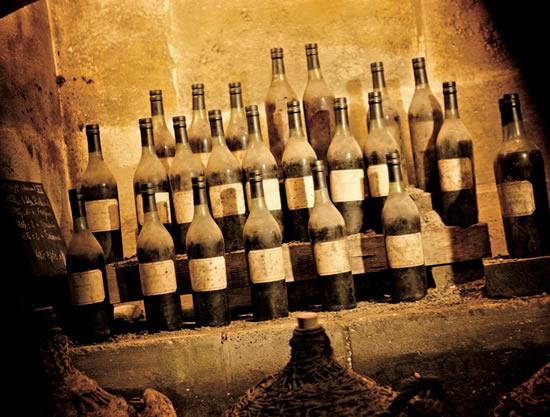 Worlds Oldest Known Courvoisier Cognac