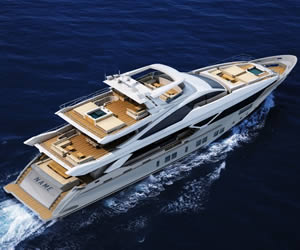 Azimut Grande debuts new Rolls-Royce Carbon Azipull 65C Propulsion System