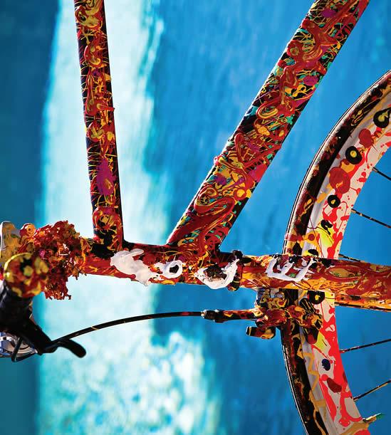 Cosmicstar Cruiser Artbike Pictures