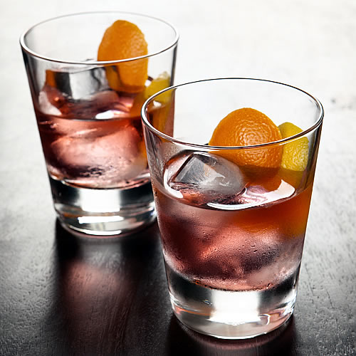 Gin Old Fashioned Drinks Recipe