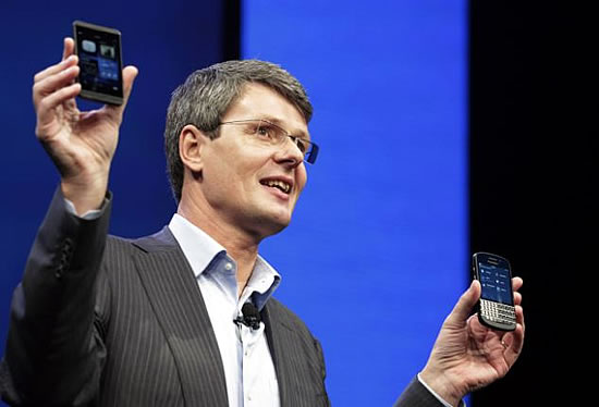CEO of BlackBerry