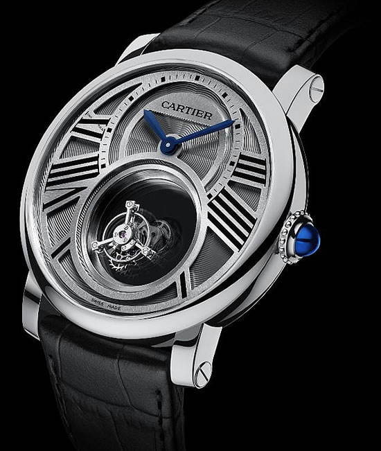 Cartier Rotonde de Cartier Mysterious Double Tourbillon