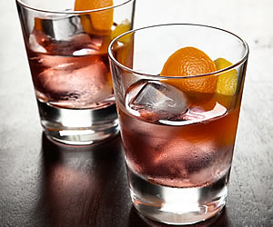 Gin Old Fashioned