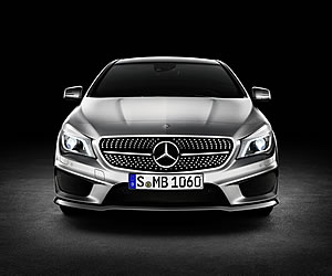Mercedes-Benz introduces the brand new CLA-Class