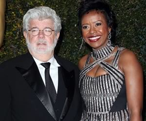 George Lucas and Mellody Hobson Get Engaged!