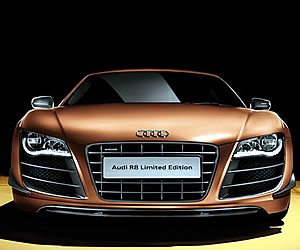2013 Audi R8 China Limited Edition: A Car only made for 30 People