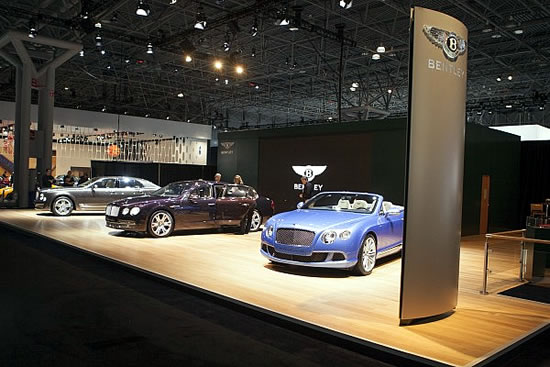 2014 Bentley Flying Spur Gallery